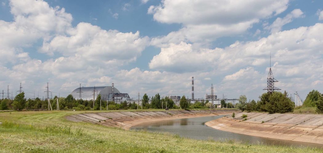 Chornobyl of Healthy Person: Exclusion Zone Guide by Radiation